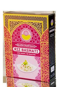 Selected Super Basmati Rice