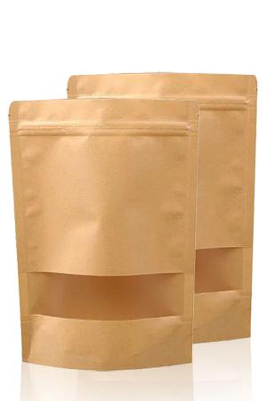 Himalayan salt Stand Up Paper Bag