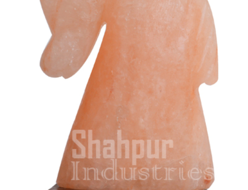 Horse Shape Salt Lamp