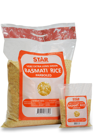 Selected Super Basmati Rice
