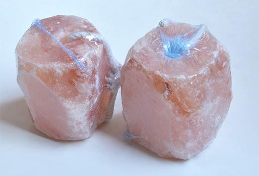 Himalayan Salt licks